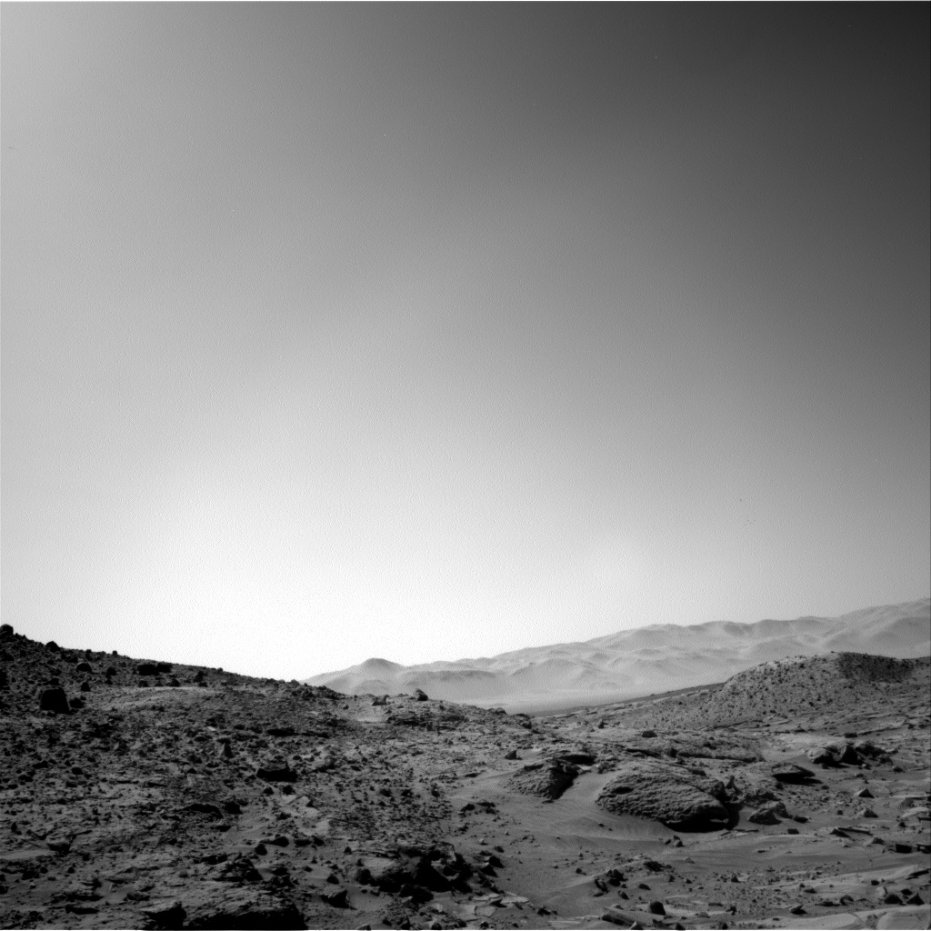 Nasa's Mars rover Curiosity acquired this image using its Right Navigation Camera on Sol 610, at drive 1330, site number 31