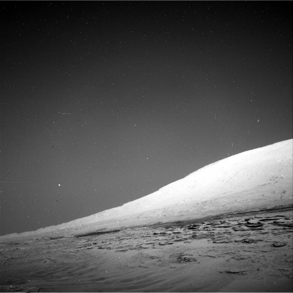 Nasa's Mars rover Curiosity acquired this image using its Right Navigation Camera on Sol 613, at drive 1330, site number 31