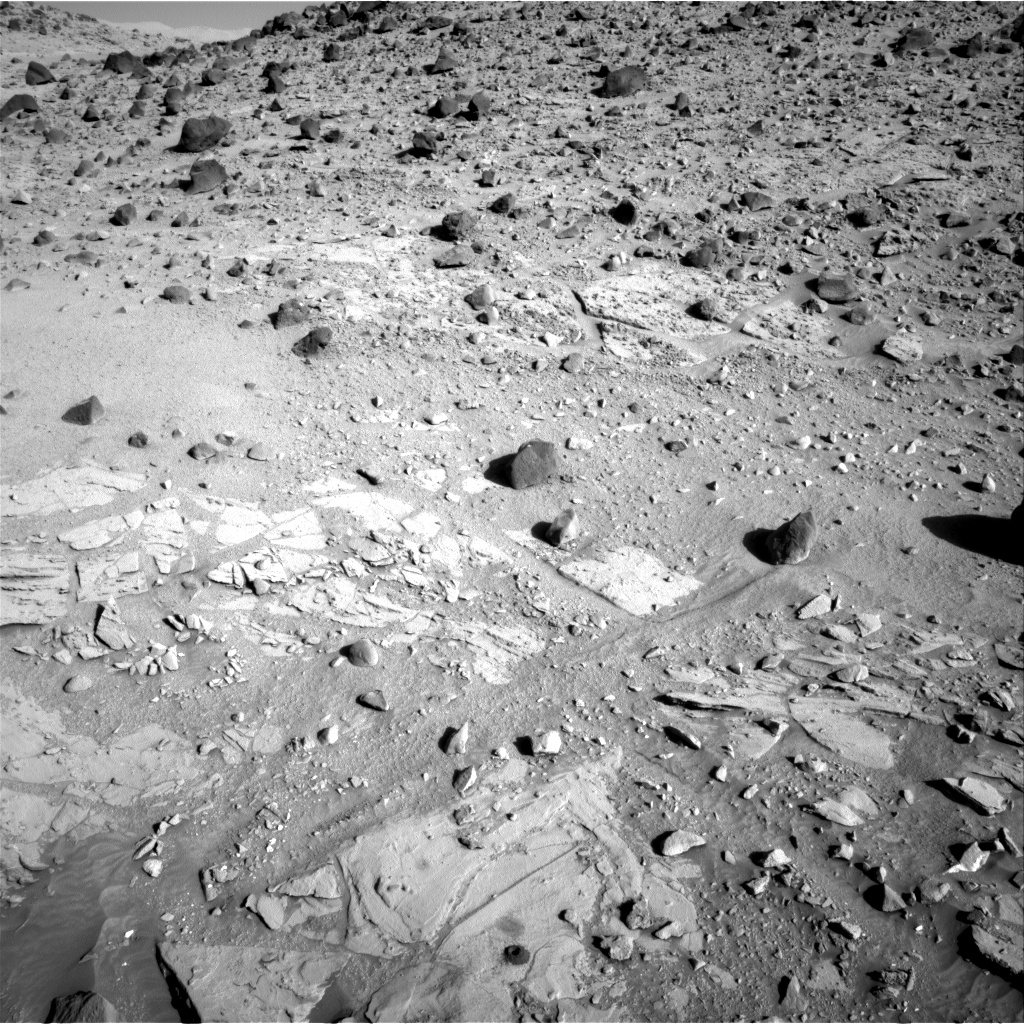 Nasa's Mars rover Curiosity acquired this image using its Right Navigation Camera on Sol 620, at drive 1330, site number 31