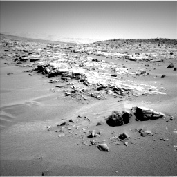 Nasa's Mars rover Curiosity acquired this image using its Left Navigation Camera on Sol 630, at drive 1342, site number 31