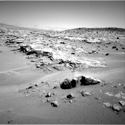 Nasa's Mars rover Curiosity acquired this image using its Right Navigation Camera on Sol 630, at drive 1342, site number 31