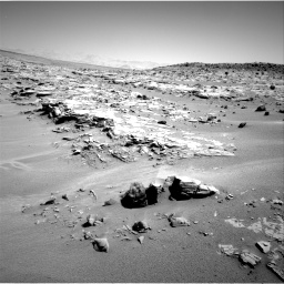 Nasa's Mars rover Curiosity acquired this image using its Right Navigation Camera on Sol 630, at drive 1354, site number 31
