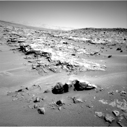 Nasa's Mars rover Curiosity acquired this image using its Right Navigation Camera on Sol 630, at drive 1360, site number 31