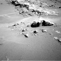 Nasa's Mars rover Curiosity acquired this image using its Right Navigation Camera on Sol 630, at drive 1372, site number 31