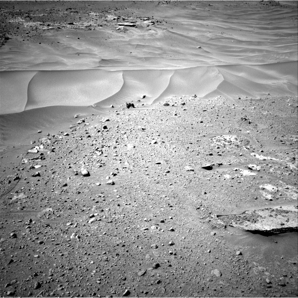 Nasa's Mars rover Curiosity acquired this image using its Right Navigation Camera on Sol 630, at drive 1414, site number 31