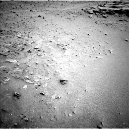 Nasa's Mars rover Curiosity acquired this image using its Left Navigation Camera on Sol 631, at drive 1526, site number 31