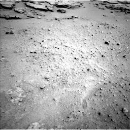 Nasa's Mars rover Curiosity acquired this image using its Left Navigation Camera on Sol 631, at drive 1604, site number 31