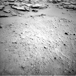 Nasa's Mars rover Curiosity acquired this image using its Left Navigation Camera on Sol 631, at drive 1610, site number 31