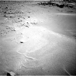 Nasa's Mars rover Curiosity acquired this image using its Right Navigation Camera on Sol 631, at drive 1490, site number 31