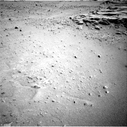 Nasa's Mars rover Curiosity acquired this image using its Right Navigation Camera on Sol 631, at drive 1538, site number 31