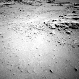 Nasa's Mars rover Curiosity acquired this image using its Right Navigation Camera on Sol 631, at drive 1550, site number 31