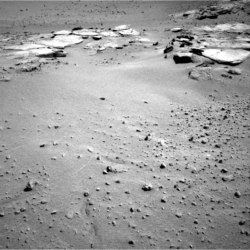 Nasa's Mars rover Curiosity acquired this image using its Right Navigation Camera on Sol 631, at drive 1634, site number 31