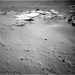 Nasa's Mars rover Curiosity acquired this image using its Right Navigation Camera on Sol 631, at drive 1640, site number 31