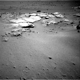 Nasa's Mars rover Curiosity acquired this image using its Right Navigation Camera on Sol 631, at drive 1646, site number 31