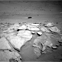 Nasa's Mars rover Curiosity acquired this image using its Right Navigation Camera on Sol 631, at drive 1670, site number 31