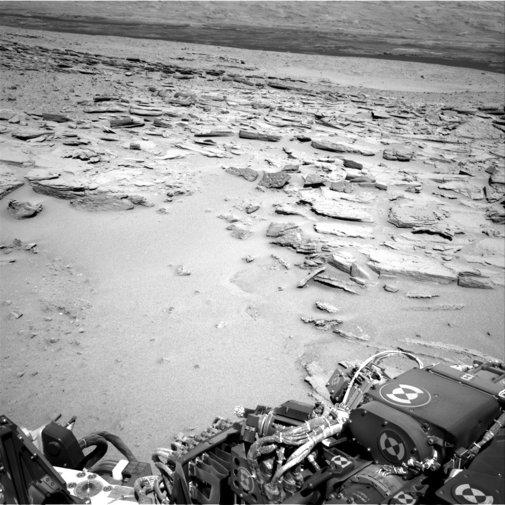 Nasa's Mars rover Curiosity acquired this image using its Right Navigation Camera on Sol 631, at drive 0, site number 32
