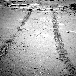 Nasa's Mars rover Curiosity acquired this image using its Left Navigation Camera on Sol 634, at drive 126, site number 32