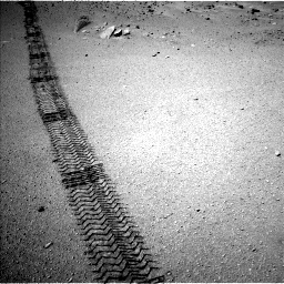 Nasa's Mars rover Curiosity acquired this image using its Left Navigation Camera on Sol 634, at drive 216, site number 32
