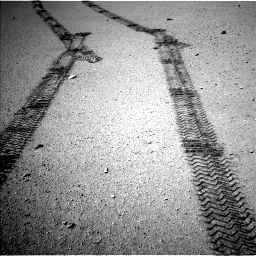 Nasa's Mars rover Curiosity acquired this image using its Left Navigation Camera on Sol 634, at drive 270, site number 32