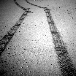 Nasa's Mars rover Curiosity acquired this image using its Left Navigation Camera on Sol 634, at drive 288, site number 32