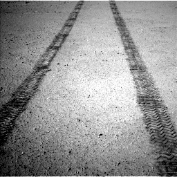 Nasa's Mars rover Curiosity acquired this image using its Left Navigation Camera on Sol 634, at drive 396, site number 32