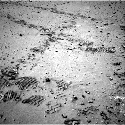 Nasa's Mars rover Curiosity acquired this image using its Right Navigation Camera on Sol 634, at drive 24, site number 32