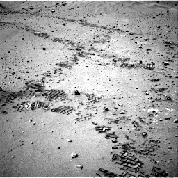 Nasa's Mars rover Curiosity acquired this image using its Right Navigation Camera on Sol 634, at drive 30, site number 32