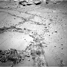 Nasa's Mars rover Curiosity acquired this image using its Right Navigation Camera on Sol 634, at drive 42, site number 32