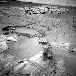 Nasa's Mars rover Curiosity acquired this image using its Right Navigation Camera on Sol 634, at drive 60, site number 32