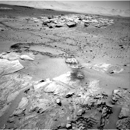 Nasa's Mars rover Curiosity acquired this image using its Right Navigation Camera on Sol 634, at drive 66, site number 32