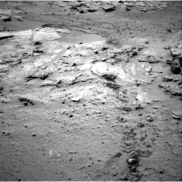 Nasa's Mars rover Curiosity acquired this image using its Right Navigation Camera on Sol 634, at drive 84, site number 32