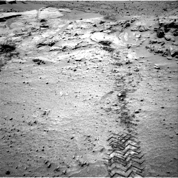 Nasa's Mars rover Curiosity acquired this image using its Right Navigation Camera on Sol 634, at drive 90, site number 32