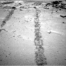 Nasa's Mars rover Curiosity acquired this image using its Right Navigation Camera on Sol 634, at drive 114, site number 32
