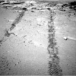 Nasa's Mars rover Curiosity acquired this image using its Right Navigation Camera on Sol 634, at drive 120, site number 32