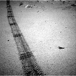 Nasa's Mars rover Curiosity acquired this image using its Right Navigation Camera on Sol 634, at drive 222, site number 32