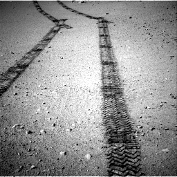 Nasa's Mars rover Curiosity acquired this image using its Right Navigation Camera on Sol 634, at drive 294, site number 32