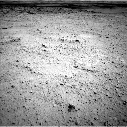 Nasa's Mars rover Curiosity acquired this image using its Left Navigation Camera on Sol 635, at drive 706, site number 32