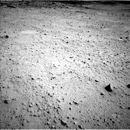 Nasa's Mars rover Curiosity acquired this image using its Left Navigation Camera on Sol 635, at drive 724, site number 32