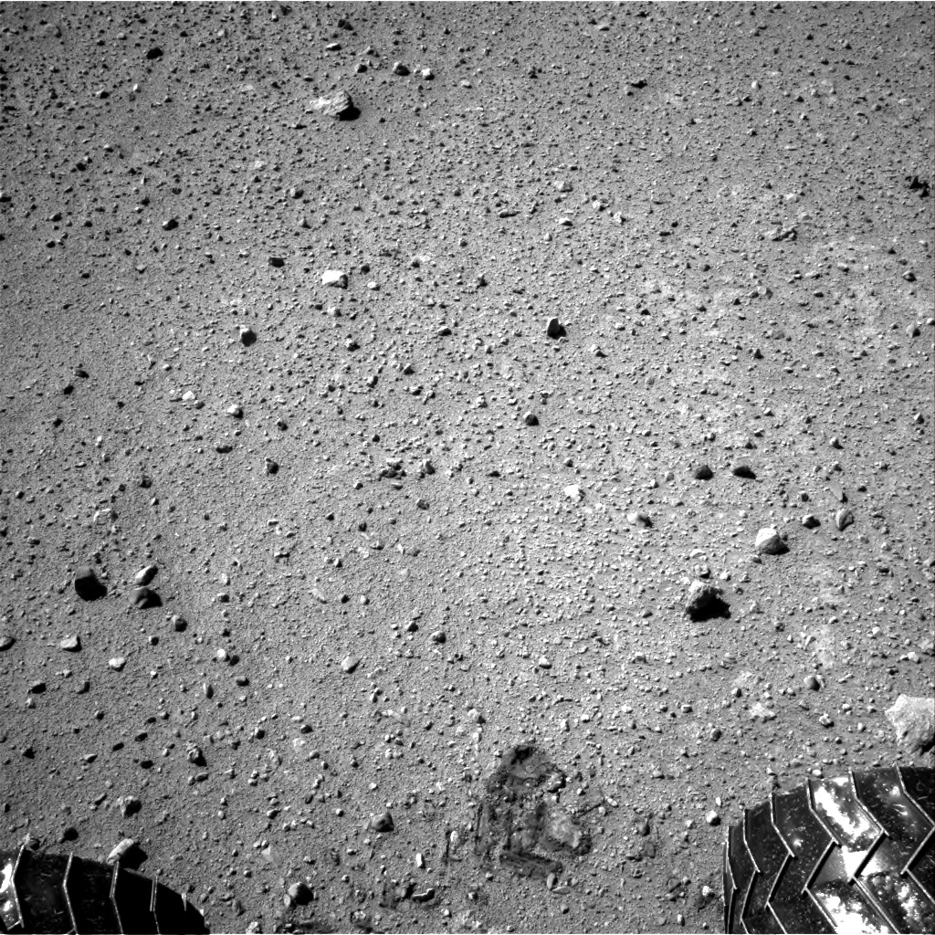 Nasa's Mars rover Curiosity acquired this image using its Right Navigation Camera on Sol 636, at drive 1020, site number 32