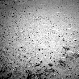Nasa's Mars rover Curiosity acquired this image using its Left Navigation Camera on Sol 637, at drive 1062, site number 32