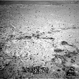 Nasa's Mars rover Curiosity acquired this image using its Left Navigation Camera on Sol 637, at drive 1080, site number 32