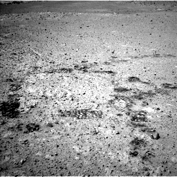 Nasa's Mars rover Curiosity acquired this image using its Left Navigation Camera on Sol 637, at drive 1086, site number 32