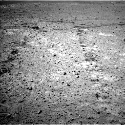 Nasa's Mars rover Curiosity acquired this image using its Left Navigation Camera on Sol 637, at drive 1110, site number 32