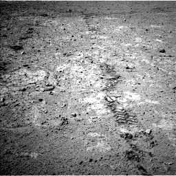 Nasa's Mars rover Curiosity acquired this image using its Left Navigation Camera on Sol 637, at drive 1134, site number 32