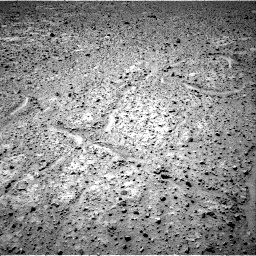 Nasa's Mars rover Curiosity acquired this image using its Right Navigation Camera on Sol 637, at drive 1050, site number 32