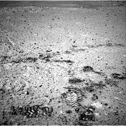 Nasa's Mars rover Curiosity acquired this image using its Right Navigation Camera on Sol 637, at drive 1080, site number 32