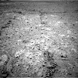 Nasa's Mars rover Curiosity acquired this image using its Right Navigation Camera on Sol 637, at drive 1122, site number 32