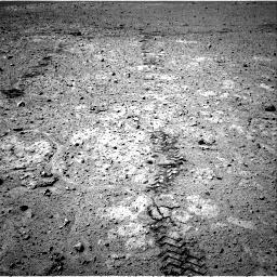 Nasa's Mars rover Curiosity acquired this image using its Right Navigation Camera on Sol 637, at drive 1128, site number 32