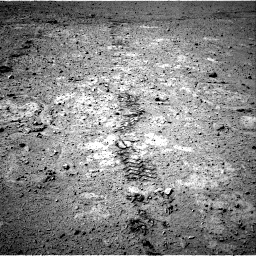 Nasa's Mars rover Curiosity acquired this image using its Right Navigation Camera on Sol 637, at drive 1134, site number 32
