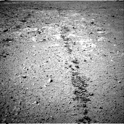 Nasa's Mars rover Curiosity acquired this image using its Right Navigation Camera on Sol 637, at drive 1152, site number 32